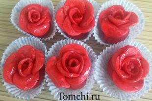 """Печенье """"Розы"""""""